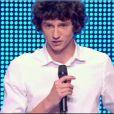 Arthur dans La France a un incroyable talent sur M6, le mardi 23 décembre 2014.