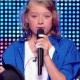 Yanis dans La France a un incroyable talent sur M6, le mardi 23 décembre 2014.