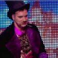 Tadam, le magicien qui a osé insulter le jury - La France a un incroyable talent sur M6, le mardi 23 décembre 2014.