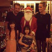 Johnny Hallyday : Noël féérique avec Laeticia et ses filles à Gstaad