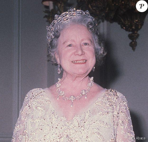La reine mère Elizabeth, portrait (archives)