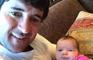 Bubba Watson papa : Le golfeur star présente son adorable petite Dakota