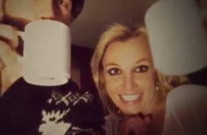 Britney Spears : Un 31 décembre sobre, avec son chéri... et du chocolat chaud