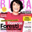 Florence Foresti en couverture de Biba