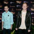 Ryan Lewis et Macklemore le 4 juin 2014 à Las Vegas au Surrender Nightclub du Wynn
