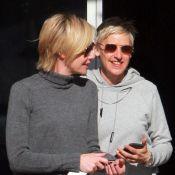 Portia de Rossi et Ellen DeGeneres : Balade romantique, l'amour au beau fixe