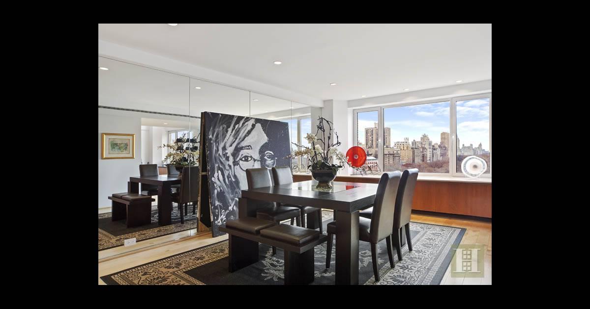 yannick noah son prestigieux et luxueux duplex de new york en vente purepeople