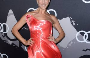 Kate Walsh : Sa robe surprenante face aux amoureux Naomi Watts et Liev Schreiber