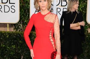 Golden Globes : Le mari de Jane Fonda victime d'un malaise vagal !