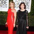 Jane Fonda, Lily Tomlin pour la La 72ème cérémonie annuelle des Golden Globe Awards à Beverly Hills, le 11 janvier 2015.