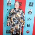 """Kathy Bates à la Soirée de présentation de la 4ème saison de la série """"American Horror Story: Freak Show"""" à Hollywood, le 5 octobre 2014."""