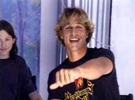 Matthew McConaughey, beau gosse à 22 ans : Son premier casting de tombeur...