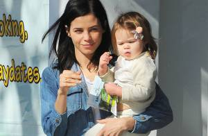 Jenna Dewan : Adorable maman avec sa fille Everly, portrait craché de son papa