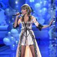 Taylor Swift - Défilé Victoria's Secret à Londres, le 2 décembre 2014.