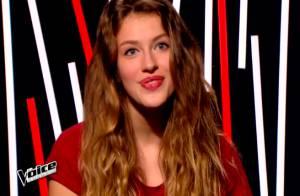 The Voice 4 - Manon Palmer : La bombe de 16 ans n'a pas fini de séduire...