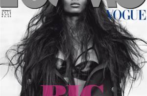 Ciara : Maman sexy pour L'Uomo Vogue, premiers mots pour son ex Future