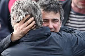 Obsèques de Charb : Fanfare et émouvants discours de Luz et Patrick Pelloux