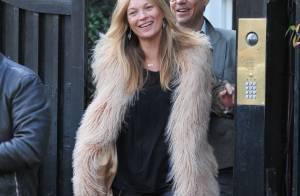 Kate Moss : 41 ans célébrés avec le sourire, et avec son chéri !