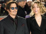 Johnny Depp et Amber Heard, fous amoureux : Ils sont totalement irrésistibles !