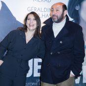 Kad Merad et Géraldine Pailhas, couple charmant face à l'envoûtante Lola Créton