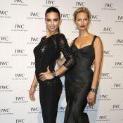 Adriana Lima, Karolina Kurkova: Expertes en montres de luxe avec Lewis Hamilton