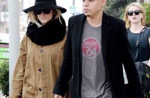 Ashlee Simpson : Enceinte et pleine de style avec son mari Evan Ross