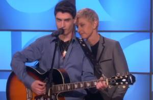 The Voice 4 : David Thibault, mini-Elvis, a fait le show chez Ellen Degeneres !