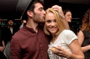 Joy Esther et son petit ami Andrea Condorelli : In love et câlins à la Gioia !