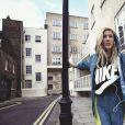 Ellie Goulding, ambassadrice Nike, dévoile sa routine sportive de manière stylée