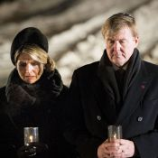 Victoria de Suède, Maxima des Pays-Bas : Graves et bouleversées à Auschwitz
