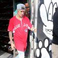 Justin Bieber et Hailey Baldwin passent la journée ensemble à West Hollywood, le 21 janvier 2015.