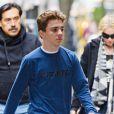 Rocco à New York, le 23 mars 2014.