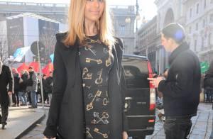 Zahia : Nouveau look après la Fashion Week, elle brille à Milan