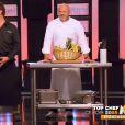 Le redoutable Philippe Etchebest défie les candidats de  Top Chef 2015  sur M6. Emission du 2 février.