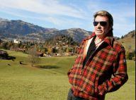 Johnny Hallyday : Son chalet de Gstaad à vendre pour 9,5 millions d'euros