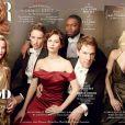 Couverture de Vanity Fair - The Hollywood Issue - février 2015