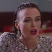 Keira Knightley revisite la scène de l'orgasme de 'Quand Harry rencontre Sally'