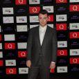 """Sam Smith lors des """"Xperia Access Q Awards"""" à la Grosvenor House à Londres, le 22 octobre 2014."""