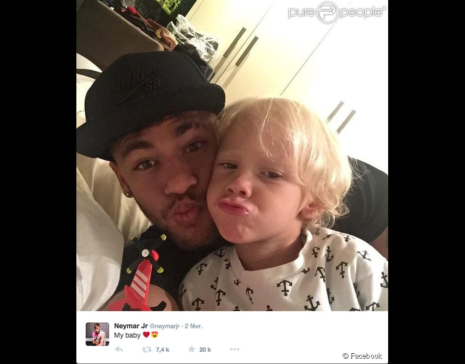 Neymar Son 2015