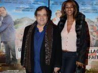 Didier Bourdon : Serein avec sa femme Marie pour une soirée ''presque parfaite''