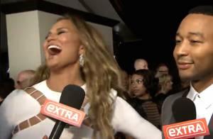 Chrissy Teigen et John Legend : Leur meilleur plan c** ? Merci Obama...