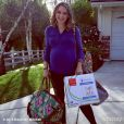 Beverley Mitchell le 2 février 2015