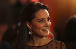 Kate Middleton : Un retour en toute discrétion, avant le congé maternité...