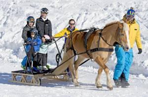 Princesse Marie : Vacances à Villars, Athena et Henrik rois des pistes !