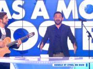 TPMP - Kendji Girac et Cyril Hanouna : Leur improbable duo !