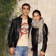 Elodie Yung et Mhamed Arezki au 10e Festival de la fiction TV de la Rochelle