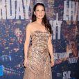 Lucy Liu - Gala d'anniversaire des 40 ans de Saturday Night Live (SNL) à New York, le 15 février 2015.
