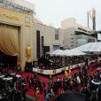 Ambiance aux Oscars 2014.