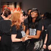 Quand Naomi Campbell réunit Sarah Ferguson et Georgia May Jagger sur le podium !