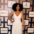 Tracee Ellis Ross lors des 8es Essence Black Women organisées à Hollywood à l'hôtel Beverly Wilshire, le 19 février 2015.